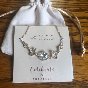 LC Limited Edition Rose Gold Bracelet